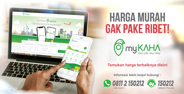 Download Aplikasi MyKAHA di Android dan IOS